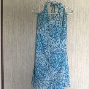 Columbia PFG sundress/ bathing suit cover up.